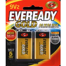 Photo of Eveready Gold Battery 9v 2