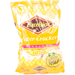 Photo of Excelsior Genuine Jamaican Water Crackers Cinnamon