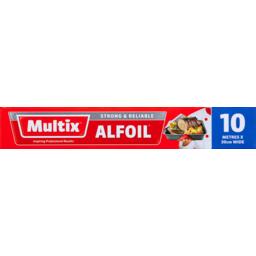 Photo of Multix Mul Alfoil 10m X 30cm 30cm