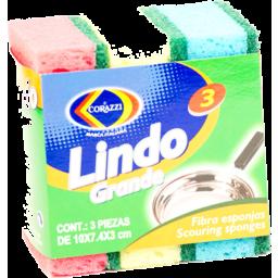 Photo of Corazzi Lindo Grande 3pc Pads