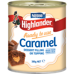 Photo of Nestle Highlander Caramel Milk 380g