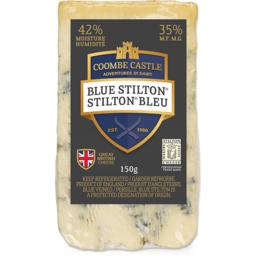 Photo of Coombe Castle Blue Stilton 150g