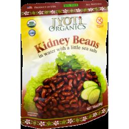 Photo of Jyoti Organics Kidney Beans In Water With A Little Sea Salt