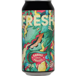 Photo of Garage Project Fresh IPA Volume 5 440ml
