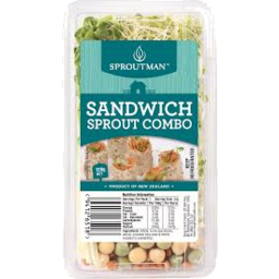 Photo of Sproutman Sandwich Sprouts 100g