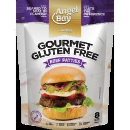 Photo of Angel Bay Burger Patties Gluten Free 640g