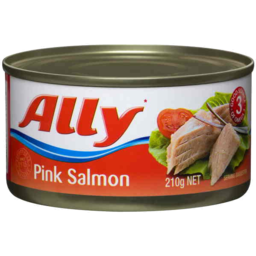 Photo of Ally Pink Salmon (210g)