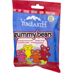 Photo of Yeo - Organic Gummy Bears