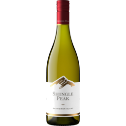 Photo of Shingle Peak Sauvignon Blanc 750ml