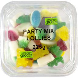Photo of The Market Grocer Party Mix 225gm