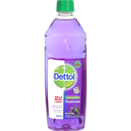 Photo of Dettol Disinfectant Lavender 500ml