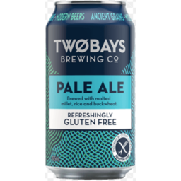 Photo of Two Bays Pale Ale Gf 375ml
