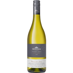 Photo of Montana Winemakers Pinot Gris 750ml