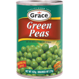 Photo of Grace Green Peas