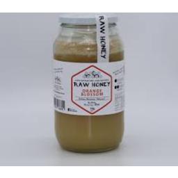 Photo of Honey Raw - Orange Blossom 500g