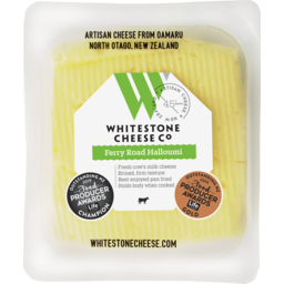 Photo of Whitestone Ferry Road Halloumi 200g