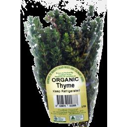 Photo of Organic Thyme
