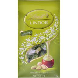 Photo of Lindt Lindor Pistachio Bag 123g