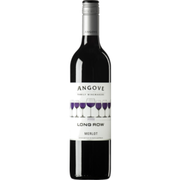 Photo of Angove Long Row Merlot