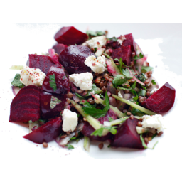 Photo of Speirs Beetroot Feta & Spinach Salad