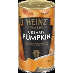 Photo of Heinz Very Special Creamy Pumpkin Soup 98% Fat Free 535g
