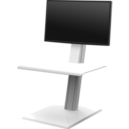 Photo of Humanscale, Quickstand Eco Single*, White