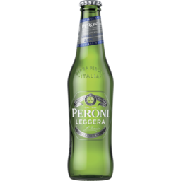 Photo of Peroni Leggera Bottles