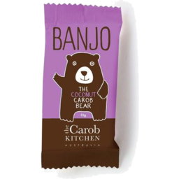 Photo of Banjo The Coconut Carob Bear 15g