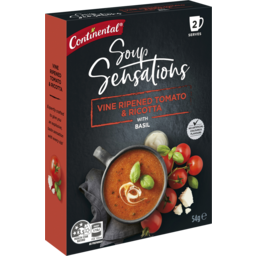 Photo of Continental Sensations Soup Vine Ripened Tomato & Ricotta 54g