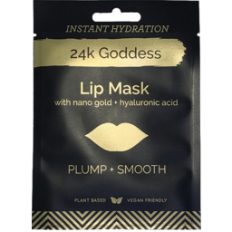 Photo of 24KGODDESS:24KG Gold Lip Mask
