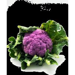 Photo of Cauliflower - Purple
