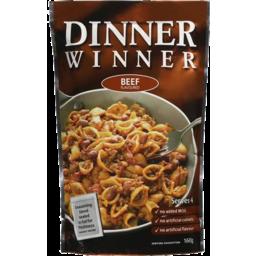 Photo of Dinner Winner Beef 153gm