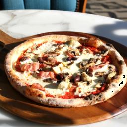 Photo of Woodstock Capriciossa Pizza 480g