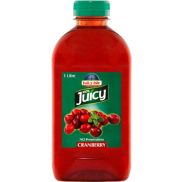 Photo of Juicy Isle Cranberry Juice 1L