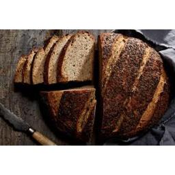 Photo of Native American Dark Rye Bread