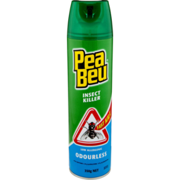 Photo of Pea Beu Odourless Insect Killer Spray Fast Killing Aerosol 350gm