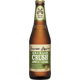 Photo of James Squire Orchard Crush Apple Cider Bottles