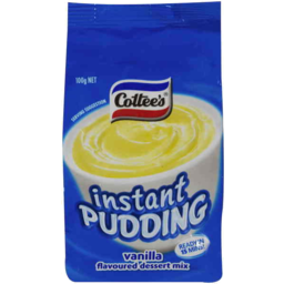 Photo of Cottees Instant Pudding Vanilla 100gm