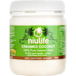 Photo of Niulife - Coconut Creamed Butter - 500g
