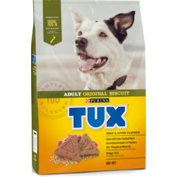 Photo of Tux Dog Food Dry Beef & Liver 8kg