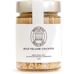 Photo of Meru - Mild Yellow Chickpea Miso - 350g