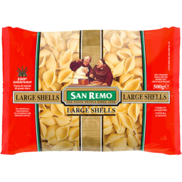 Photo of San Remo Large Shells #29500g