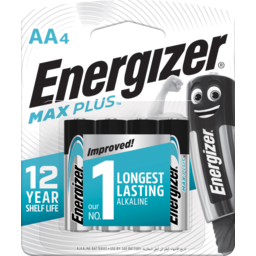 Photo of Energizer Advanced AA 4pk