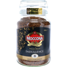 Photo of Moccona Coffee Freeze Dried Indulgence Jar 200g