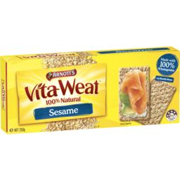 Photo of Arnotts Vita Weat Crispbread Sesame 250g