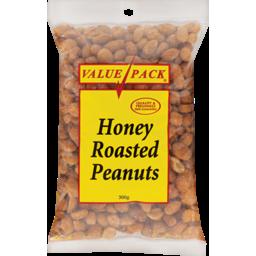 Photo of Value Pack Honey Roasted Peanuts 300g