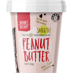 Photo of Peanut Butter - Smooth 450g