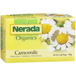 Photo of Nerada T/Bags Camomile 40pk
