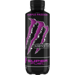 Photo of Monster Super Fuel Purple Passion Energy Drink 550ml