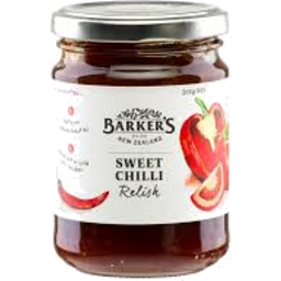 Photo of Barkers Relish Sweet Chilli 260gm